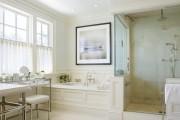 Фото 18 Экраны для ванны (52 фото): виды, материалы, процесс установки