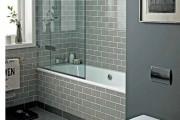 Фото 22 Экраны для ванны (52 фото): виды, материалы, процесс установки