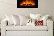 Фото 3 Электрический камин с эффектом живого пламени: огонь, которого нет