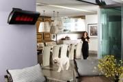Фото 21 Обогреватели для дома (58 фото): энергосберегающие, компактные, эффективные