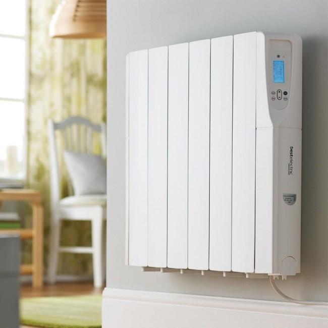 Современный электрические обогреватели имеют стильный дизайн и очень удобны в использовании