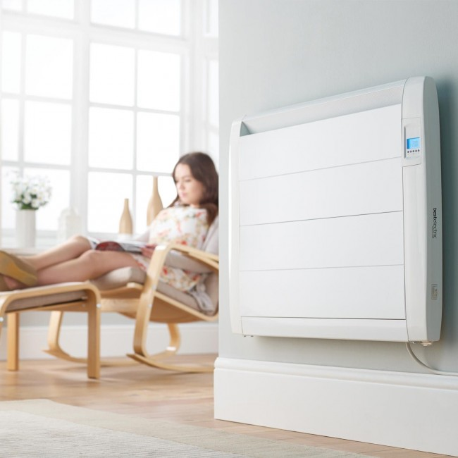 Электрический обогреватель за короткое время создаст комфортные условия для проживания