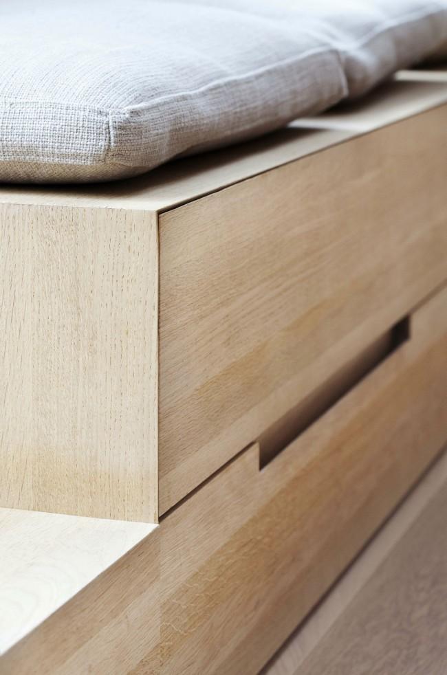 Идеальный вариант для мебели выполненной в стиле минимализм