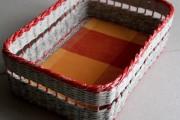 Фото 12 Плетение корзин из газетных трубочек: мастер-классы и советы для рукодельниц