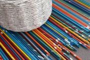 Фото 20 Плетение корзин из газетных трубочек: мастер-классы и советы для рукодельниц