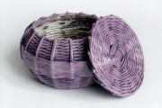 Фото 15 Плетение корзин из газетных трубочек: мастер-классы и советы для рукодельниц