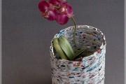 Фото 23 Плетение корзин из газетных трубочек: мастер-классы и советы для рукодельниц
