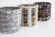 Фото 25 Плетение корзин из газетных трубочек: мастер-классы и советы для рукодельниц