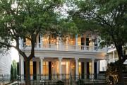 Фото 8 Кованые заборы: подбор правильной конструкции и 50 лучших решений для дома