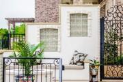 Фото 6 Кованые заборы: подбор правильной конструкции и 50 лучших решений для дома
