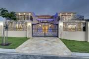 Фото 22 Кованые заборы: подбор правильной конструкции и 50 лучших решений для дома