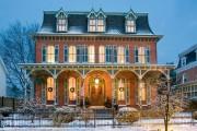 Фото 23 Кованые заборы: подбор правильной конструкции и 50 лучших решений для дома