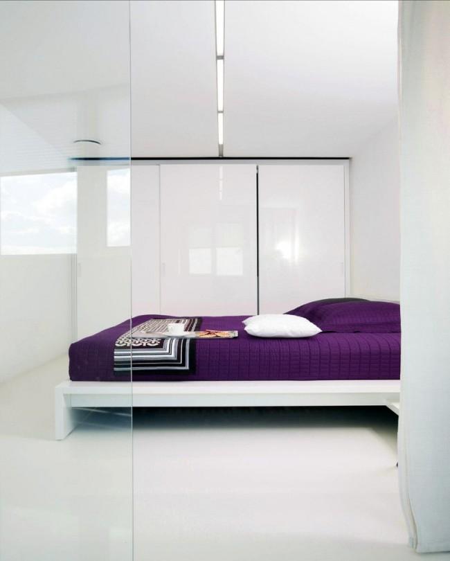 Стиль минимализм предназначен для любителей простора и легкости пространства