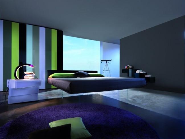 Стильная мебель в стиле хай-тек