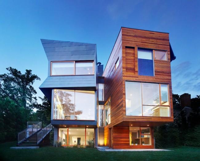 Модульные дома – это последние разработки в области строительства