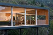 Фото 14 Модульные дома для постоянного проживания (63 фото): эволюция от угловатой бытовки до элитного жилья