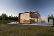 Фото 17 Модульные дома для постоянного проживания (63 фото): эволюция от угловатой бытовки до элитного жилья