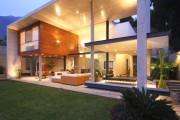 Фото 18 Модульные дома для постоянного проживания (63 фото): эволюция от угловатой бытовки до элитного жилья
