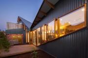 Фото 4 Модульные дома для постоянного проживания (63 фото): эволюция от угловатой бытовки до элитного жилья