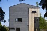 Фото 8 Модульные дома для постоянного проживания (63 фото): эволюция от угловатой бытовки до элитного жилья