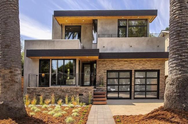 Такой модульный дом позволит удовлетворить все пристрастия своих хозяев: простоту, удобство и комфорт