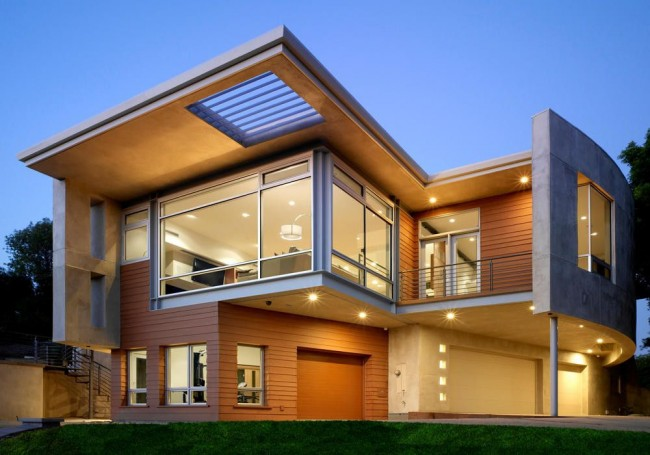 Возведение модульных домов, чем-то похоже на детскую игру «лего»