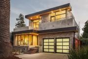 Фото 2 Модульные дома для постоянного проживания (63 фото): эволюция от угловатой бытовки до элитного жилья