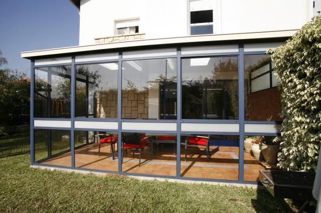 Алюминиевые окна легки в уходе