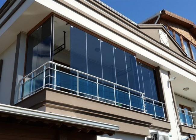 Алюминиевые конструкции обладают практически неограниченными возможностями конфигурации