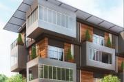 Фото 3 Остекление балконов и лоджий алюминиевым профилем (54 фото): отзывы, плюсы и минусы
