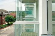 Фото 6 Остекление балконов и лоджий алюминиевым профилем (54 фото): отзывы, плюсы и минусы
