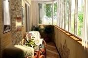 Фото 18 Остекление балконов и лоджий алюминиевым профилем (54 фото): отзывы, плюсы и минусы