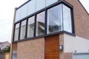 Фото 22 Остекление балконов и лоджий алюминиевым профилем (54 фото): отзывы, плюсы и минусы