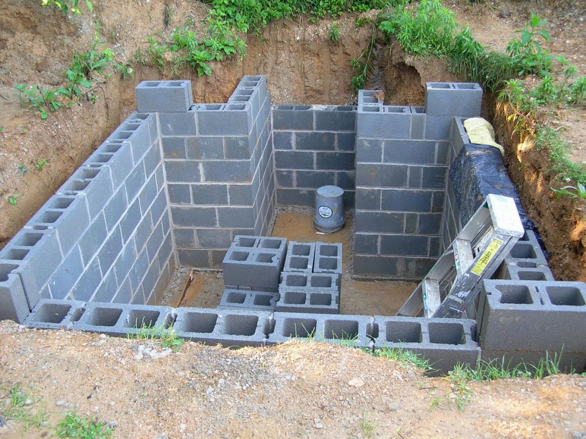 Как построить погреб на даче своими руками поэтапно фото