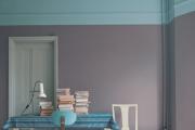 Фото 9 Покраска потолка водоэмульсионной краской своими руками (видео, 54 фото): все нюансы процесса