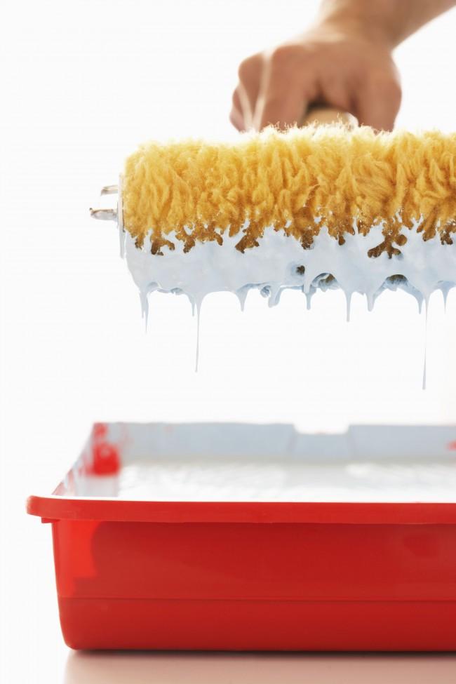 К выбору валика для водоэмульсионной краски нужно подойти серъезно