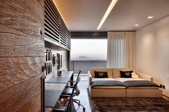 Гипсокартонные потолочные конструкции могут быть совершенно разных конфигураций