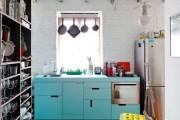 Фото 3 Ручки для кухонной мебели (57 фото): виды, правила выбора