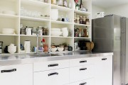 Фото 24 Ручки для кухонной мебели (57 фото): виды, правила выбора