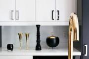 Фото 12 Ручки для кухонной мебели (57 фото): виды, правила выбора