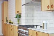 Фото 4 Ручки для кухонной мебели (57 фото): виды, правила выбора