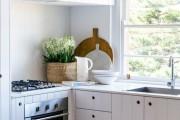 Фото 13 Ручки для кухонной мебели (57 фото): виды, правила выбора