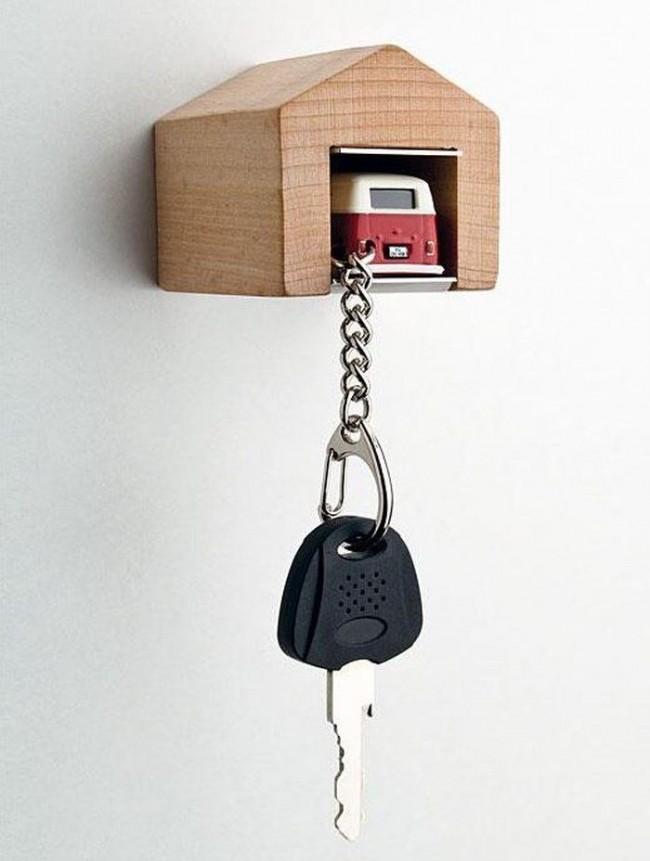 Ключница настенная (37 фото): стильная изюминка вашей прихожей