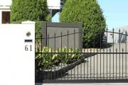 Фото 14 Ворота откатные своими руками (57 фото): виды, особенности устройства и монтажа