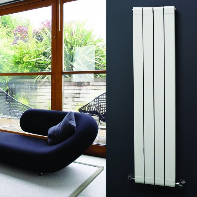 Алюминиевые радиаторы отопления. Экструзионные радиаторы не предполагают изменения ширины за счет добавления секций
