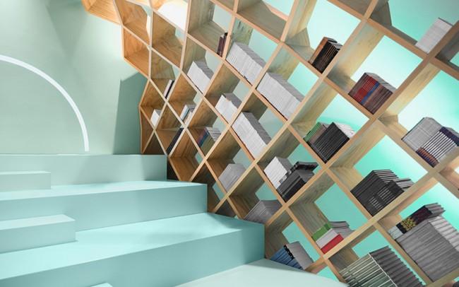 anagrama-conarte-library-interiors-monterrey-mexico-designboom-03