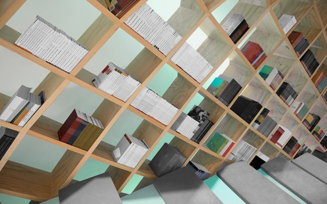 anagrama-conarte-library-interiors-monterrey-mexico-designboom-04