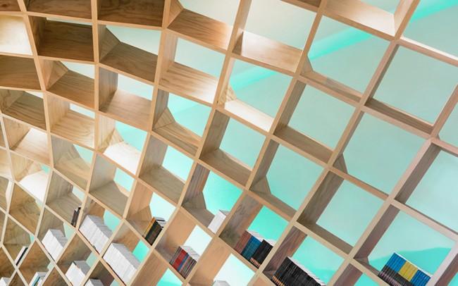 anagrama-conarte-library-interiors-monterrey-mexico-designboom-05