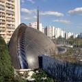 Необычный сферический проект от архитектурной студии AS architecture-studio фото