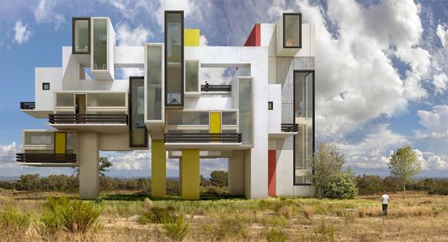 Сюрреалистичный проект от Дионисио Гонсалеса
